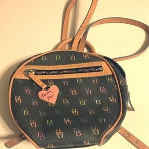 💕Dooney & Bourke Mini Backpack